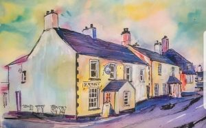 Mary McBrides Pub, Northern Ireland