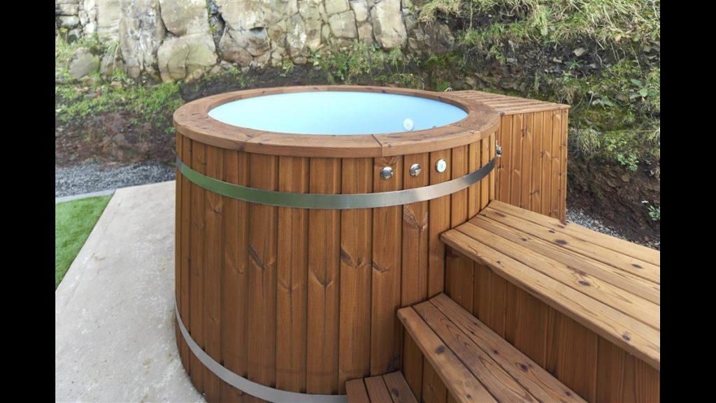 Hot Tub at Aurora North Coast