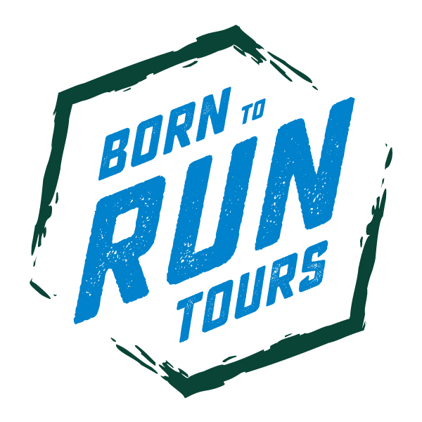 Born to Run Tours Logo
