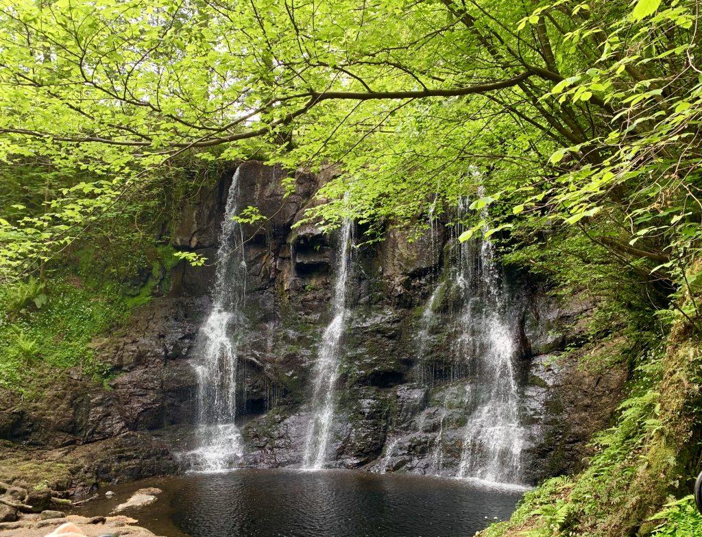 Glenariff Nature Reserve & Waterfall