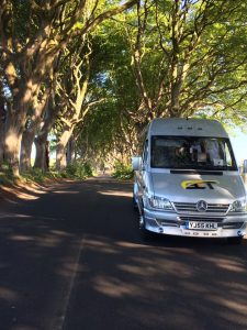 Glenara Elite Travel Dark Hedges