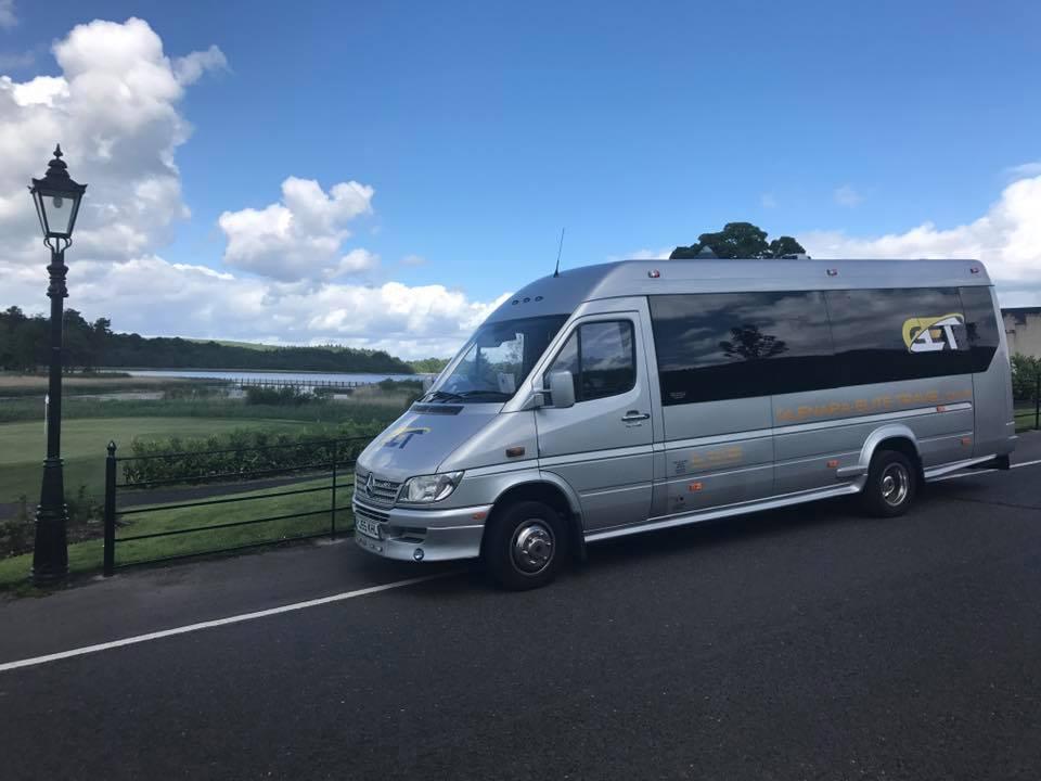 Glenara Elite Travel Tour Bus