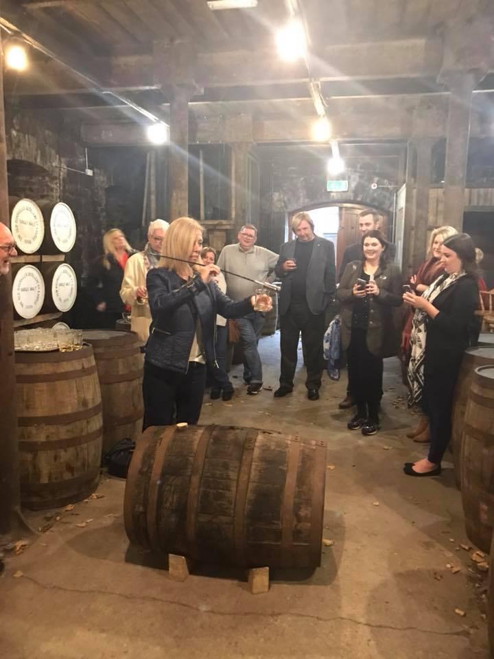 Whiskey Tasting Northern Ireland