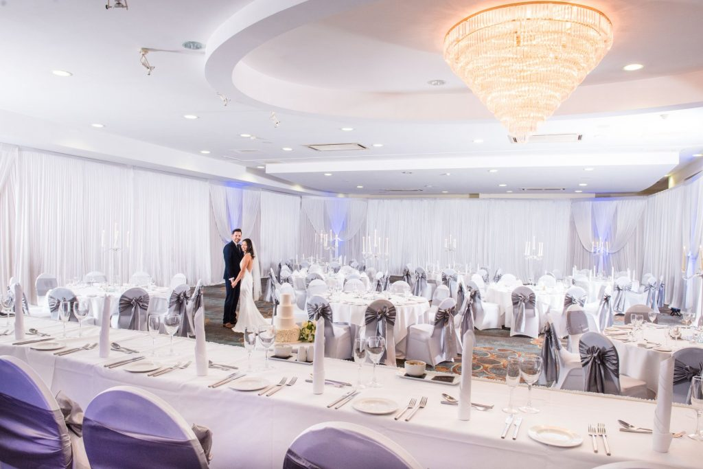 La Mon Hotel & Spa Wedding Receptions