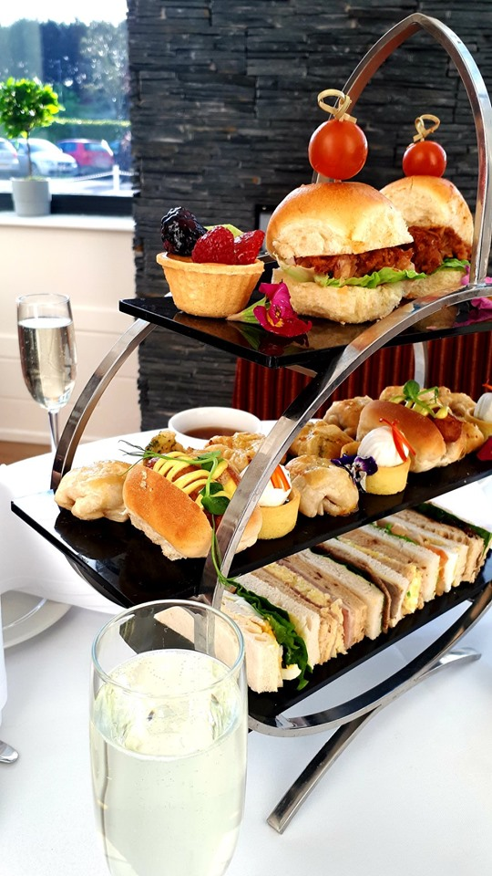 La Mon Hotel & Spa Afternoon Tea