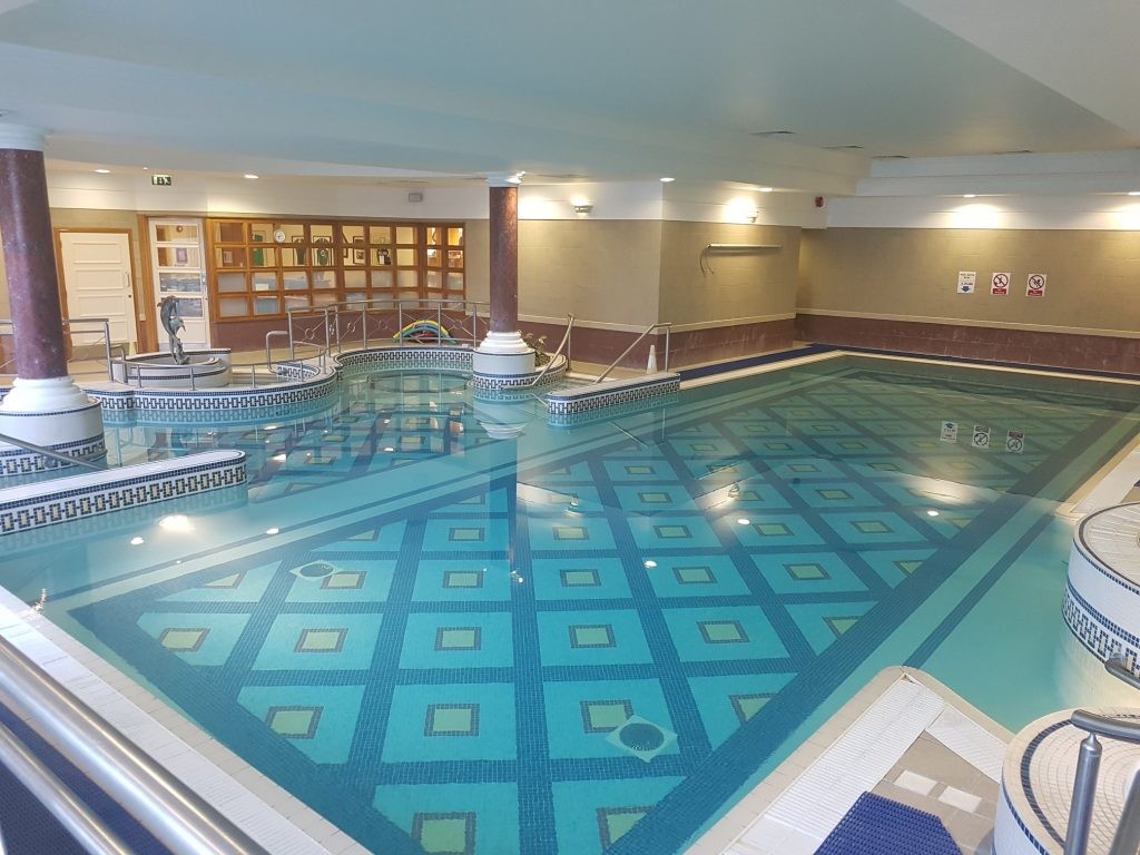 La Mon Hotel & Spa Pool