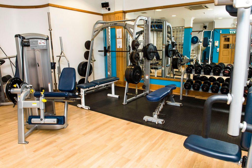La Mon Hotel & Spa Gym