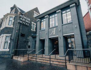 Adair Arms Front Entrance