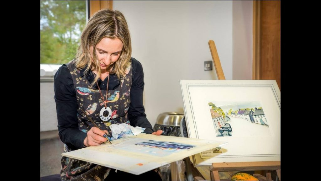 Audrey Kyle Gobbins Studio Economusee