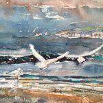 Audrey Kyle Portmuck Painting