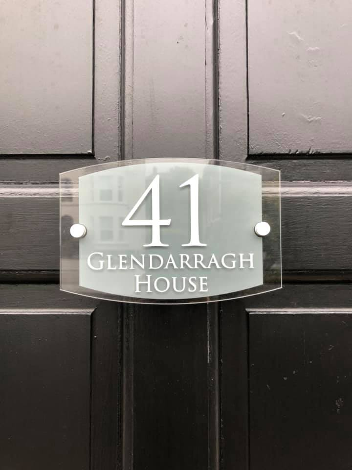 Glendarragh House Entrance