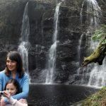 Waterfall in Northern Ireland