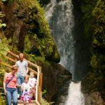 Glenariff Waterfall, NI