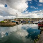 Game of Thrones Locations - Braavoss, Carnlough Harbour