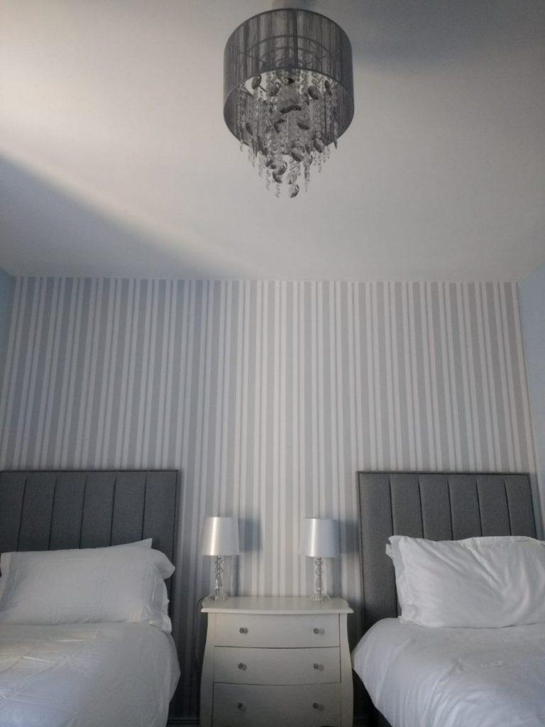 The Carrick Twin Room