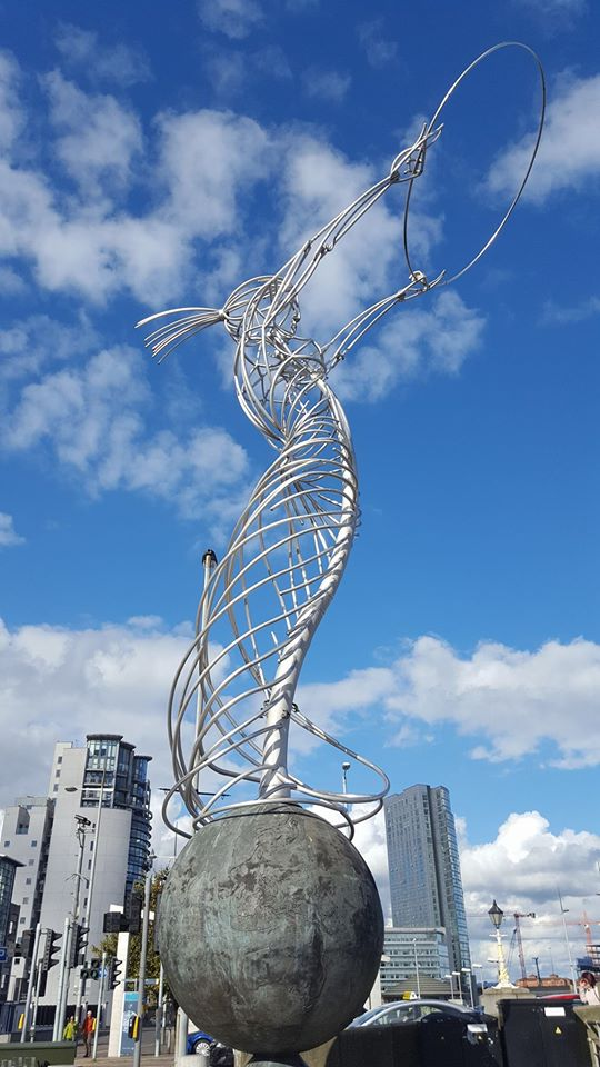 Belfast Sculpture