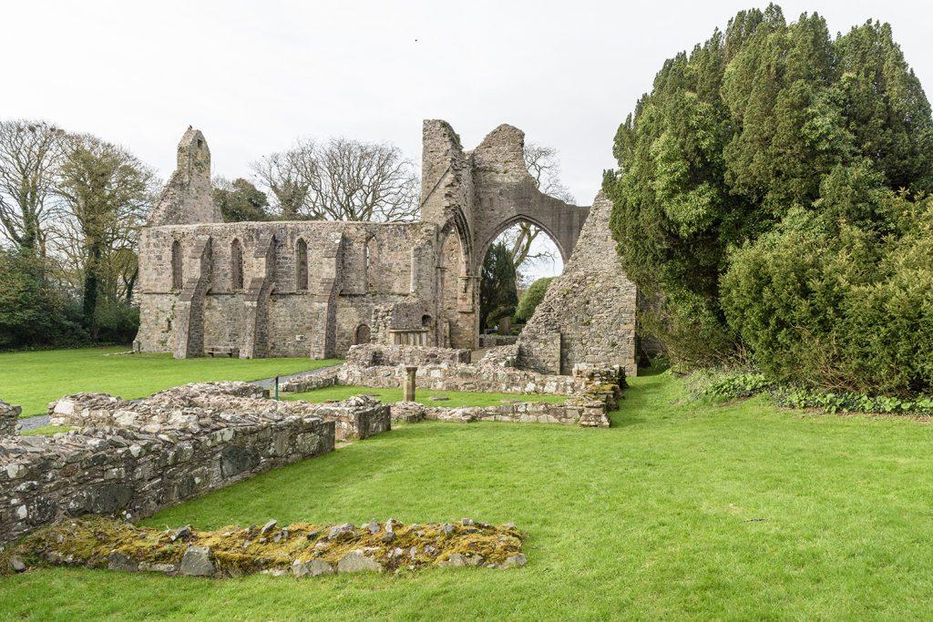 Greyabbey Priory