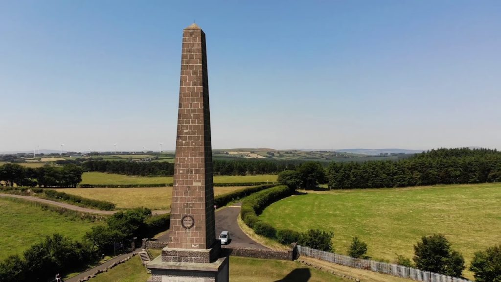 Knockagh Monument
