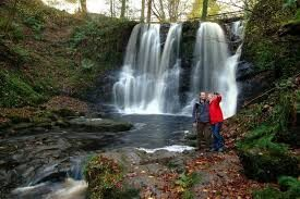 Tollymore Forest Park & Waterfall